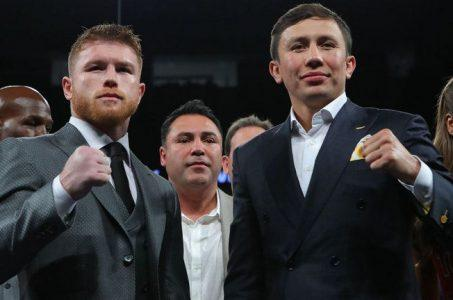 Alvarez-Golovkin fight
