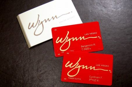 Wynn Resorts Red Card