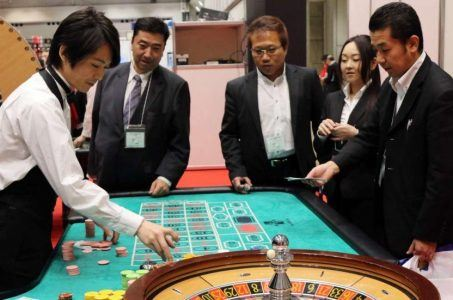 Japan casino tax rates gambling bill