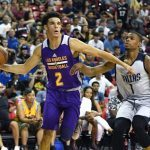 NBA Summer League Total Hit With Fans