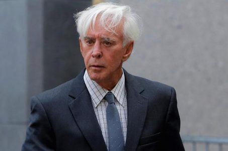 Billy Walters gets five years.
