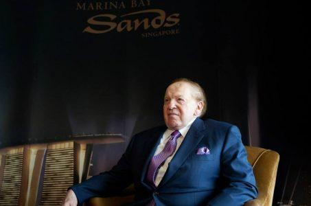 Las Vegas Sands earnings
