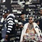 Mayweather vs. McGregor Cross-Sport Prop Bets Offered at Westgate SuperBook