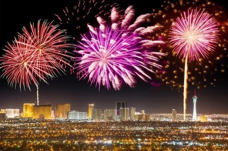 Las Vegas July Fourth Independence Day