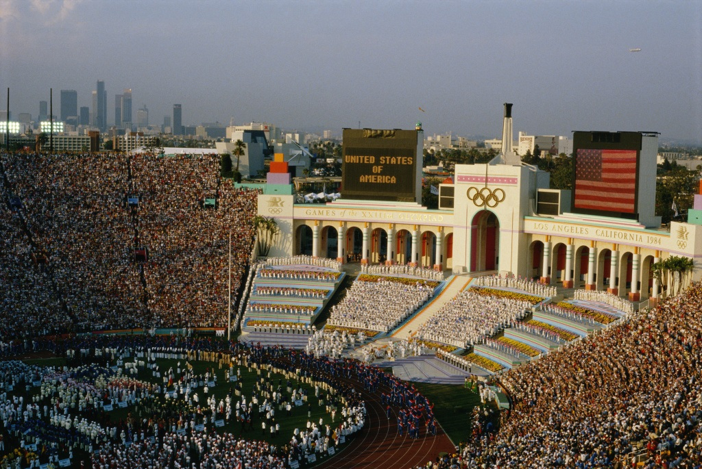Los Angeles 2028 Olympics