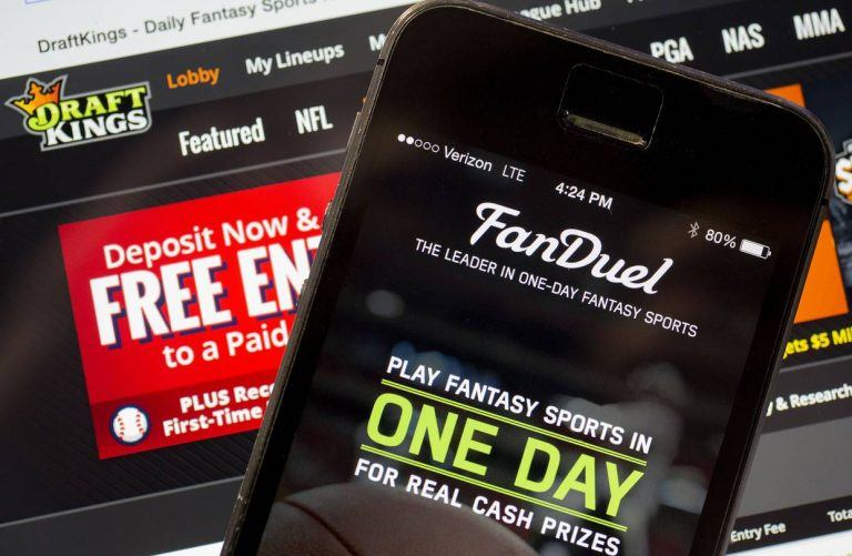 DraftKings and FanDuel state case for merger