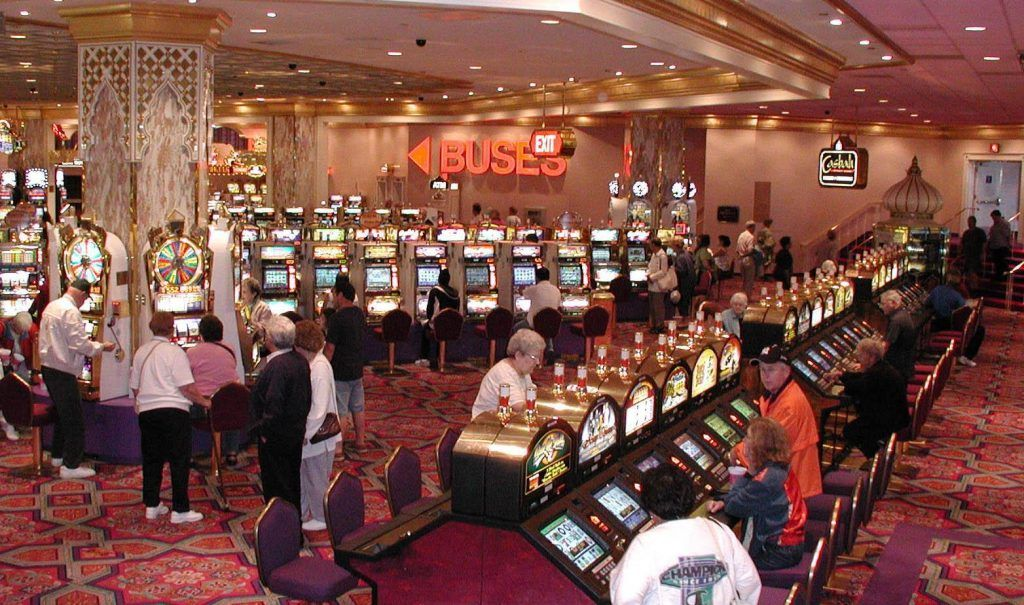 Michigan casino earnings for 2007 collect navajo casino funds