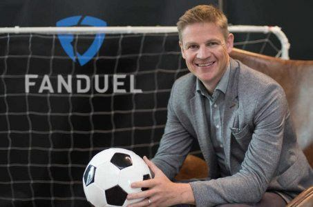 FanDuel CEO Nigel Eccles