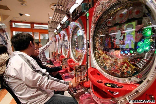 Japan to cut Pachinko payouts