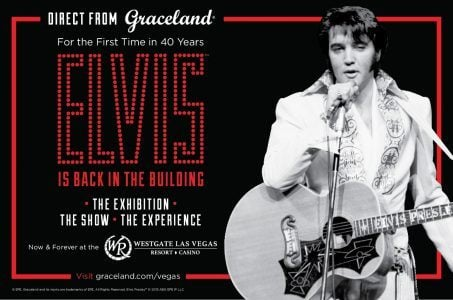 Westgate Las Vegas Elvis Presley exhibit