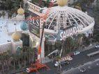 SLS Las Vegas considers Sahara rebrand