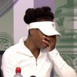 Venus Williams Breaks Down Discussing Fatal Car Crash After Wimbledon Victory
