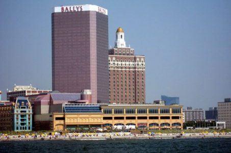 Caesars bankruptcy Bally's Atlantic City