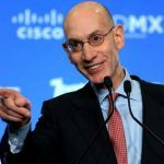 NBA Commissioner Adam Silver Believes Sports Betting Legalization a Slam Dunk in Coming Years