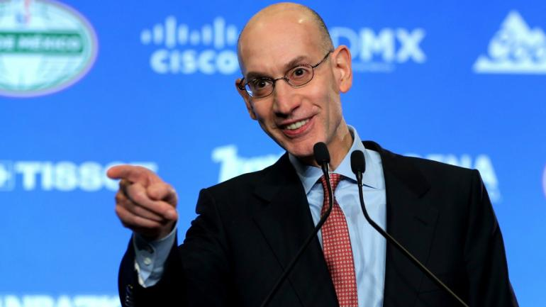 Adam Silver sports betting PASPA