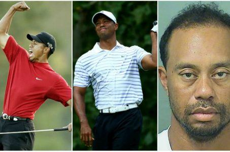 Tiger Woods rehab arrest