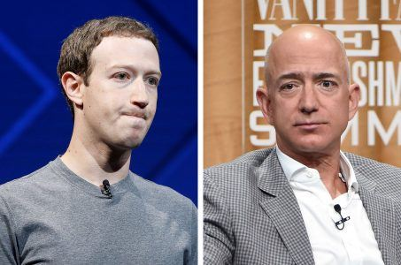 FCC net neutrality Zuckerberg Bezos