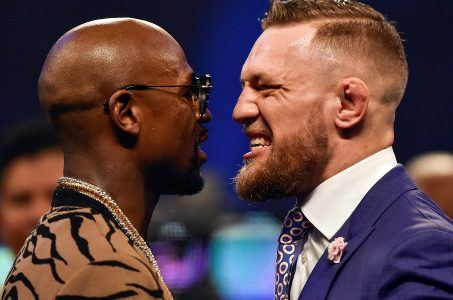 Conor McGregor Floyd Mayweather fight