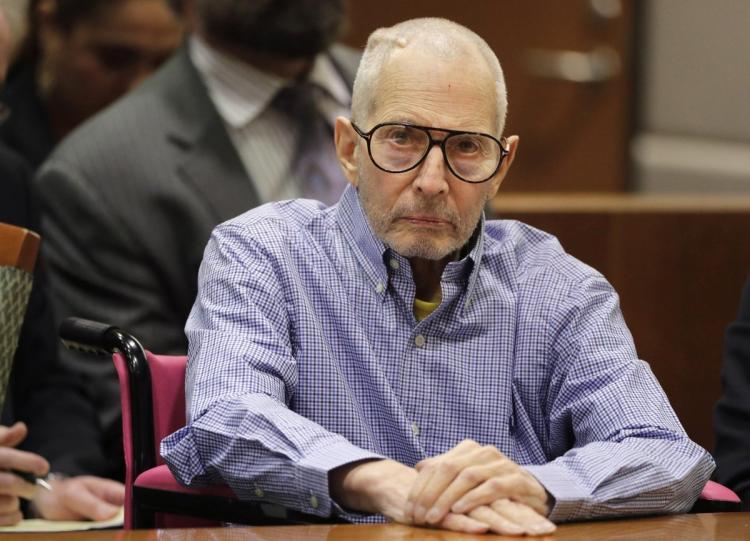 Robert Durst Susan Berman murder