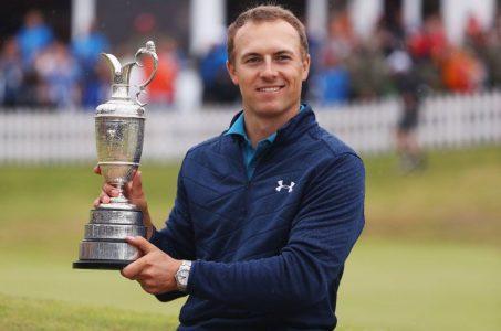 Jordan Spieth British Open
