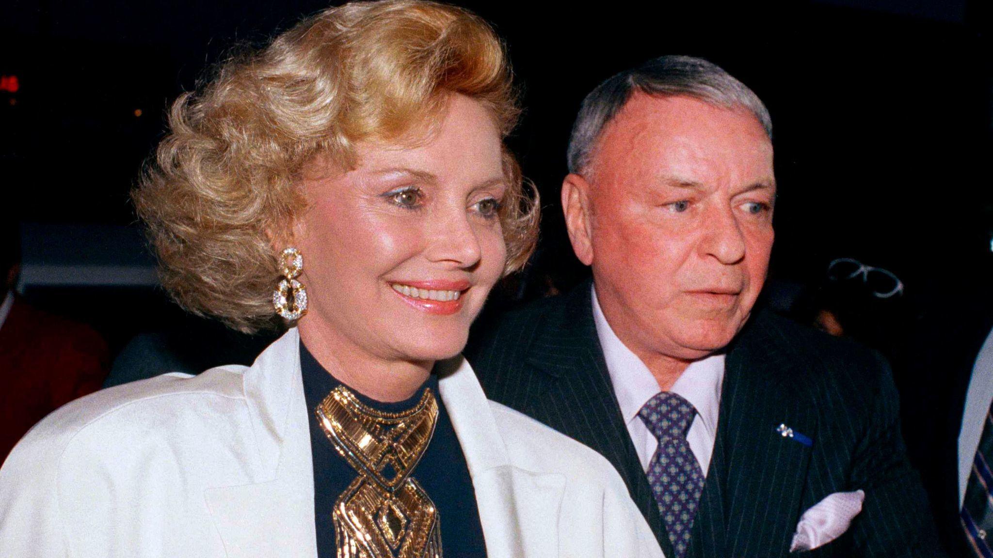 Barbara Sinatra, 1927-2017