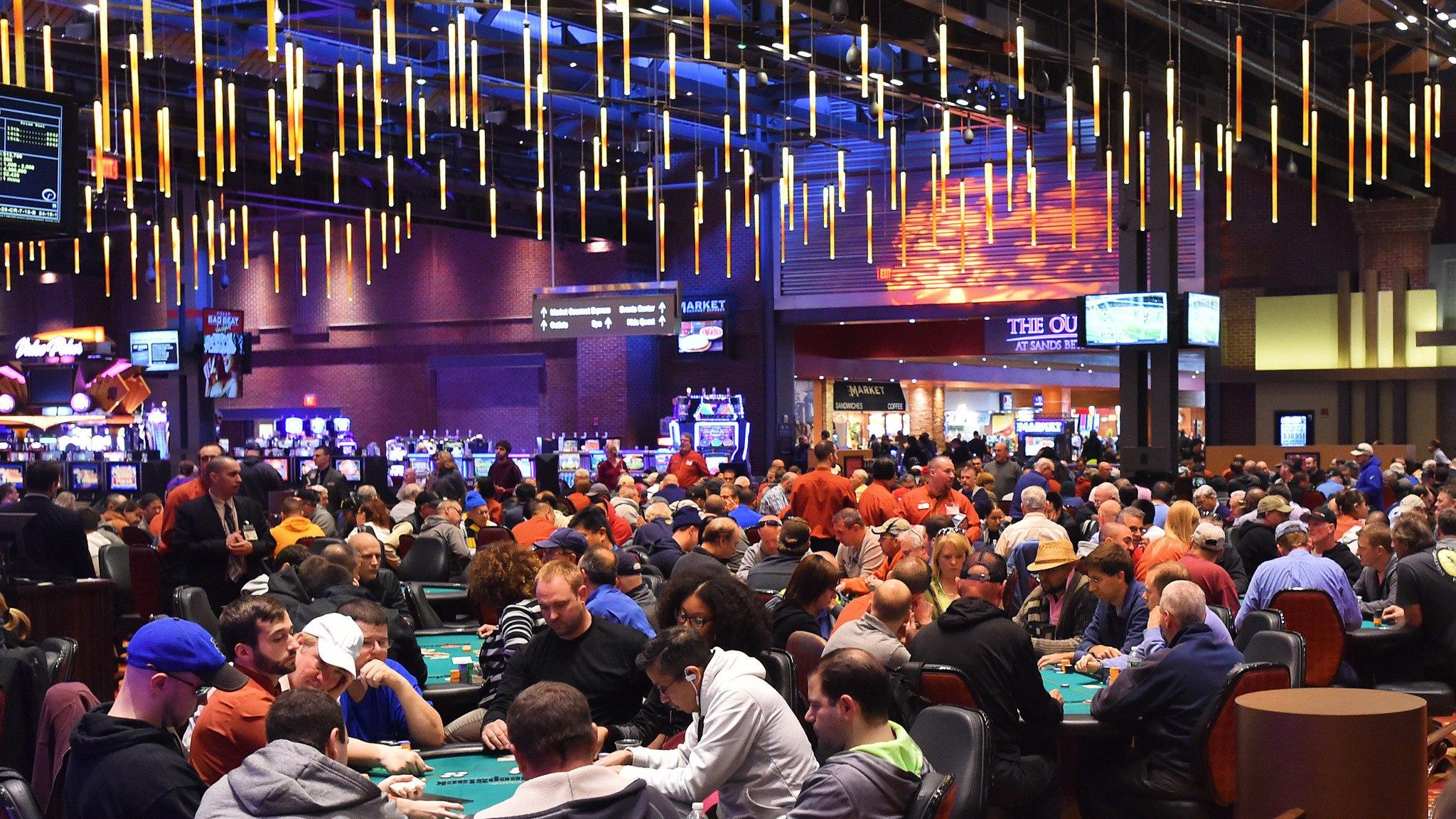 Sands casino bethlehem pa news