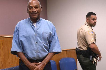 OJ Simpson parole release