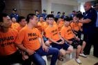 43 arrested for Solaire Manila kidnapping