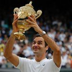 Roger Federer Wins Eighth Wimbledon Title, Sportsbooks Like His Chances at US Open