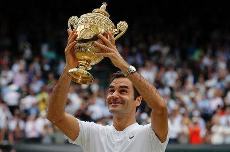 Roger Federer Wimbledon Venus Williams