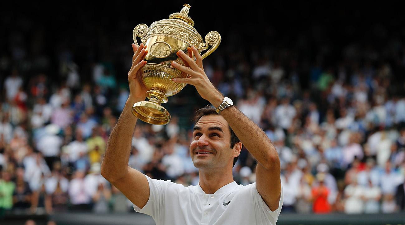 Roger Federer Wimbledon Venus Williams