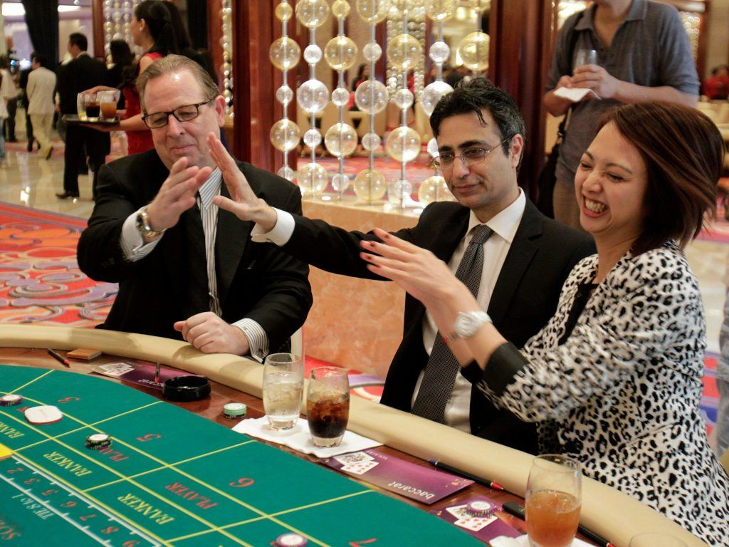 Baccarat players $10 million