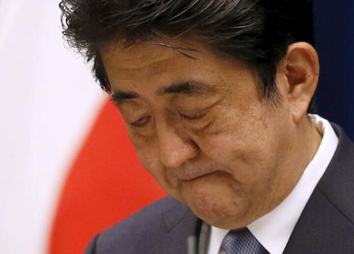 Japan casino bill Shinzo Abe