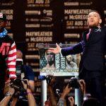 Mayweather vs. McGregor fight odds