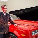 Stephen Hung The 13 Rolls-Royce