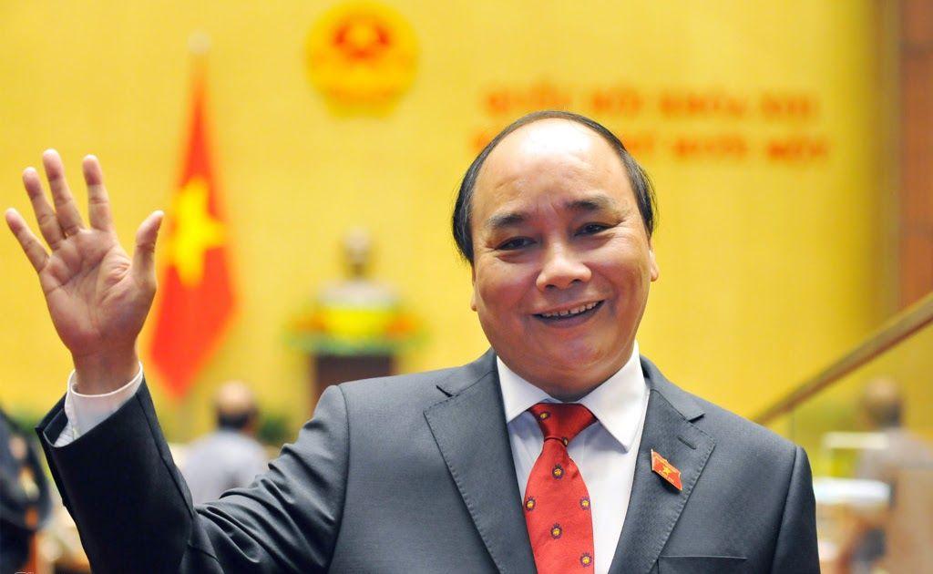 Vietnam gambling Nguyen Xuan Phuc