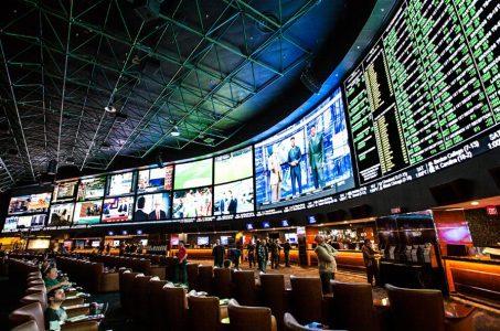 June Nevada casino revenue sportsbook