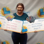 Rosa Dominguez wins lottery twice in a week