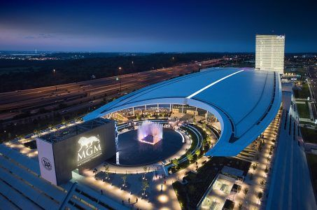 MGM National Harbor Maryland revenue