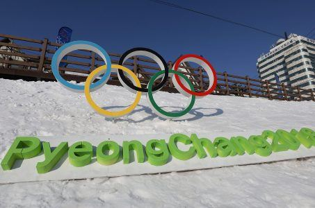 Winter Olympics PyeongChang South Korea