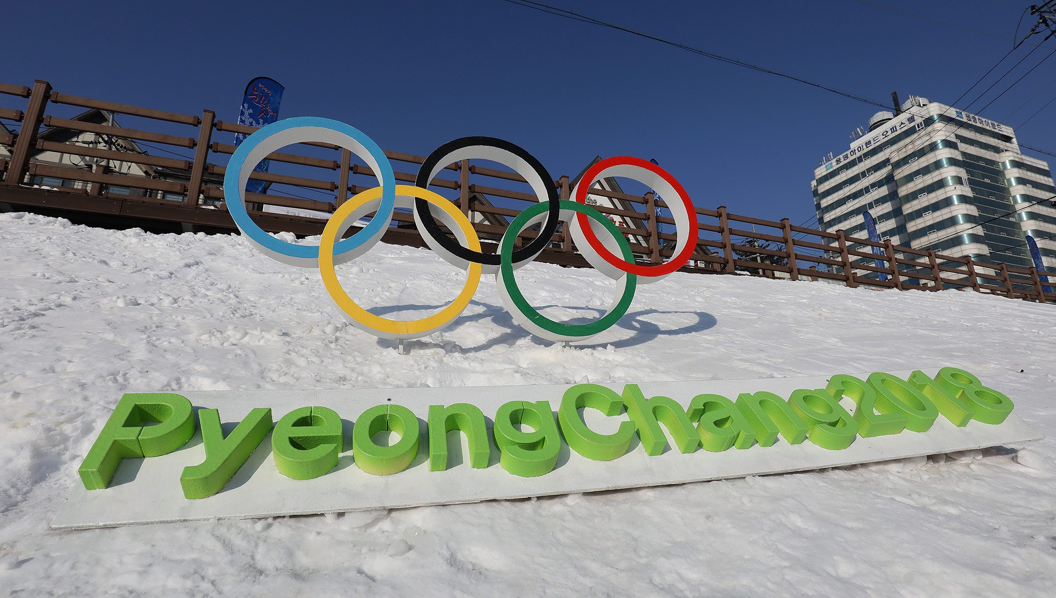 Winter Olympics PyeongChang South Korea