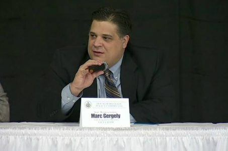 Pennsylvania lawmaker Marc Gergely