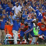 Florida Gators Michigan odds