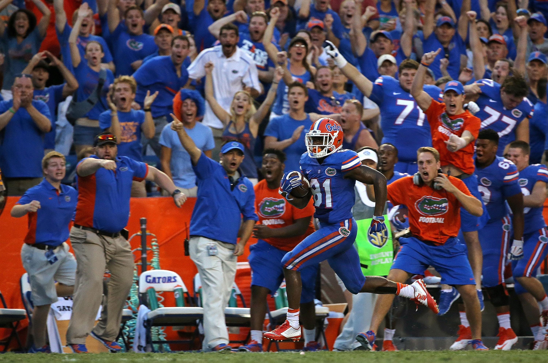 Florida Gators Michigan odds