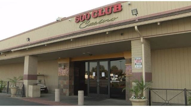 500 Club, Clovis shut down