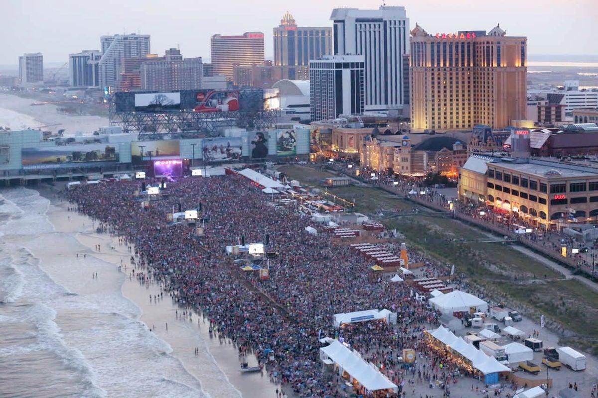 Atlantic City casino revenue economy
