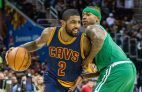 Kyrie Irving Cleveland Cavaliers Isiah Thomas