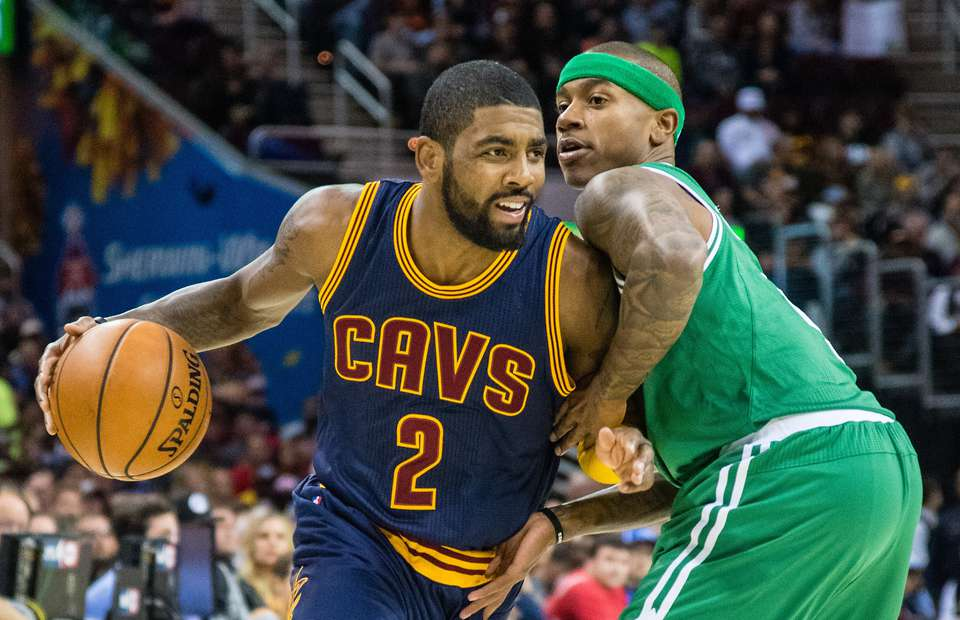3277eb8fd537 Cleveland Cavs Trade Kyrie Irving to Boston for Isaiah Thomas