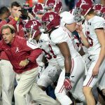 Las Vegas Money on Alabama, USC for College Football National Championship