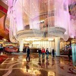 Chandelier Bar $100 million makeover Cosmopolitan of Las Vegas